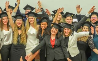 Graduation ceremony EMBS11 – January 2020