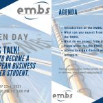 EMBS Open Day