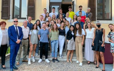 WELCOME, EMBS 15!  A new beginning in Trento.